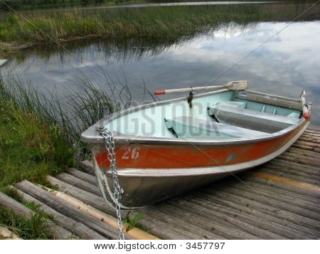 Fishing Boat For Rent