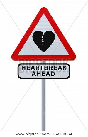 Beware of Heartbreak