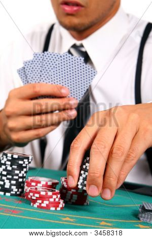 Poker Dude