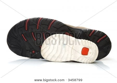 Man And Baby Sneaker Shoes
