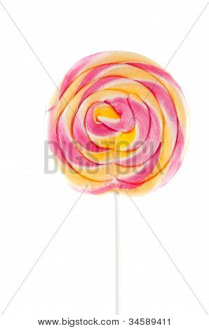 Sweet Colorful Lollipop