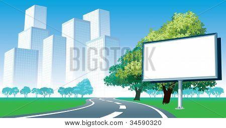 Road Billboard