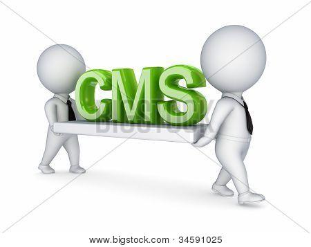 CMS concept.