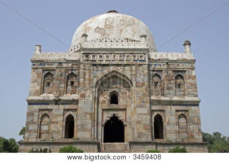 Ancient Muslim Tomb