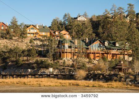 Mountain Lake Resort Homes