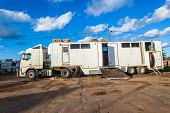 Horse Equestrian Truck Transport poster