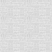 Stylish Print With Inscriptions On Gray Background. Keep The Sea Plastic Free. Fashionable Wrapping  poster
