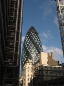 London financial Center-Architektur