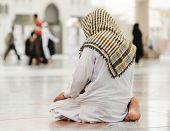 stock photo of mekah  - Islamic Holy Place - JPG