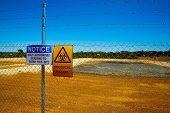 Enclosure For A Biological Hazard - Australia poster