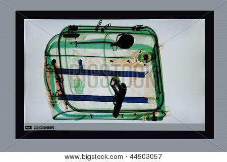 Control Suitcase