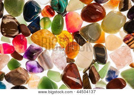Semi Precious Gem Stones