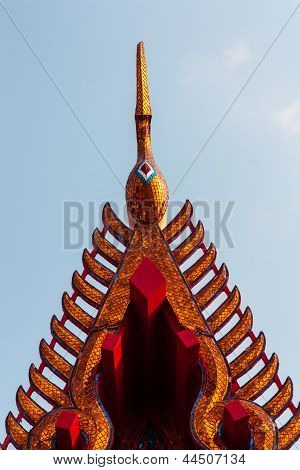 Golden Thai Gable