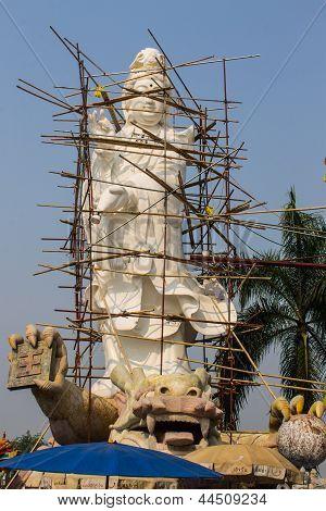 Statue der Kuan Yin