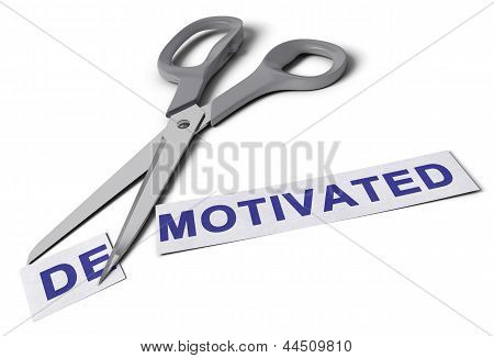 Demotivated Vs Motivated Concept