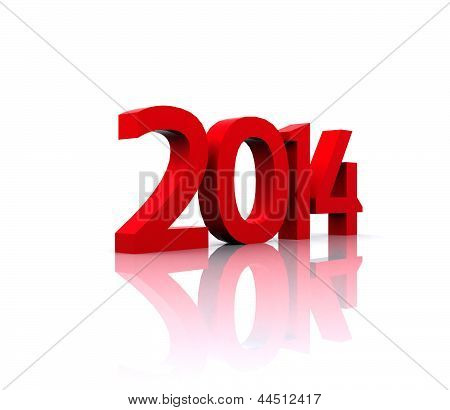 The new year ... 2014