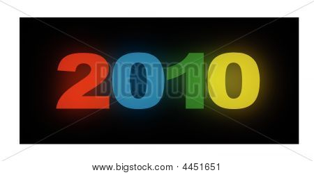2010 Colorful