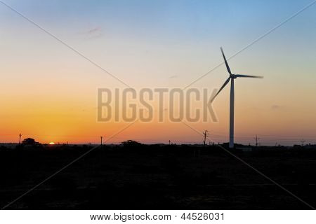 New Day For Windmill Generator Dwarka Plains