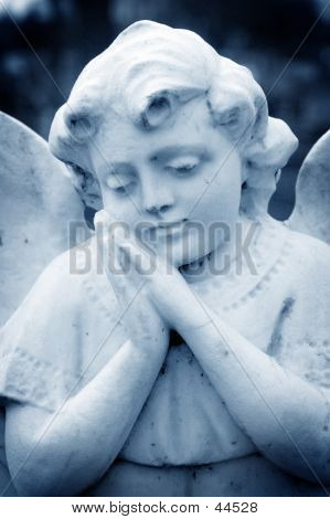 An Angel Praying