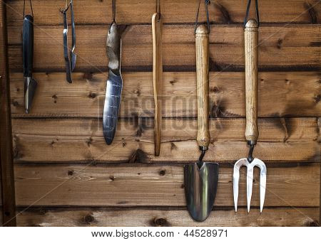 The Gardener's Potting Shed - Garden Tools.