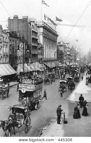 Old Oxford Street, London