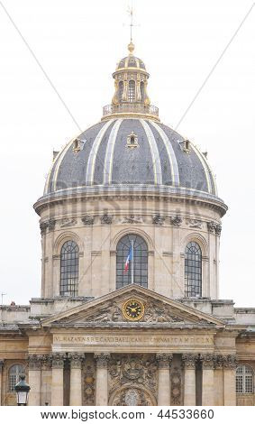The Institut De French Academy In Paris