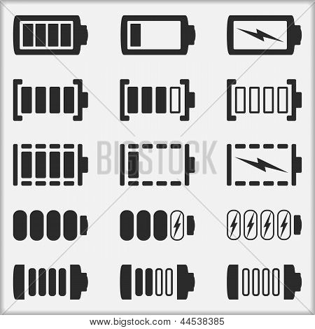 Battery Indicators