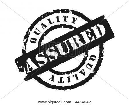 """Sello de """"calidad garantizada"""""""