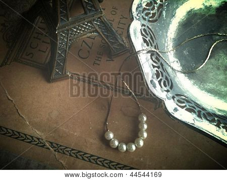 Vintage Pearls