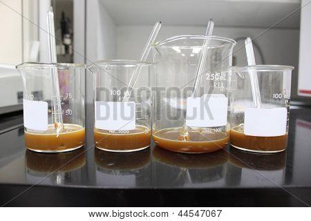 The Experimental Bottles.