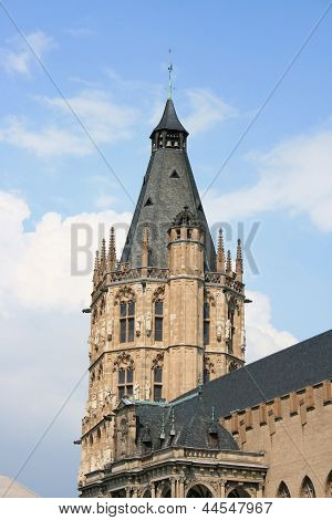 Steeple Tower