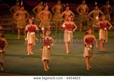 Poi Ball Dancers