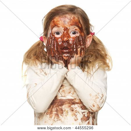Covered In Chocolate
