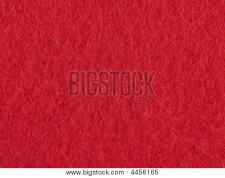 Background Felt Red