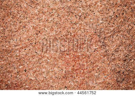 Texture  ??of Red Granite