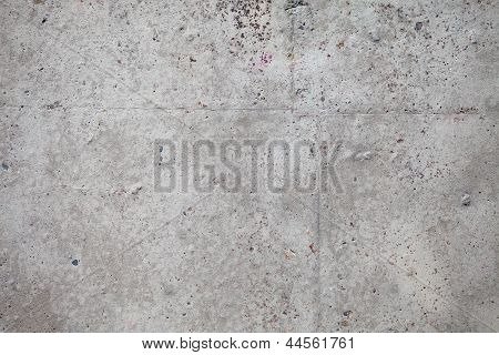 High Resolution Concrete Wall