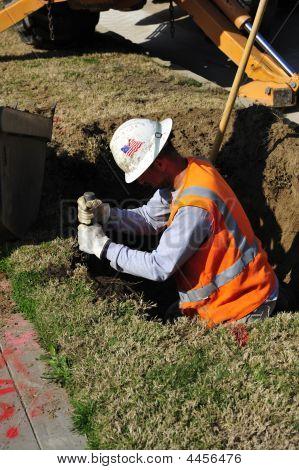 Hand Digging