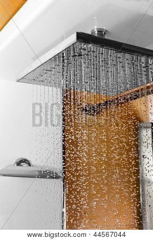 Dripping Shower