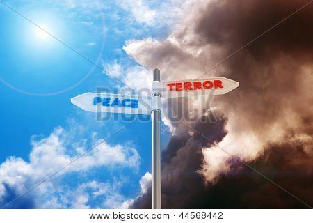 Peace Vs Terror