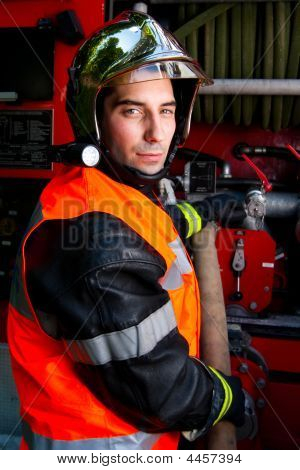 French Firefighter