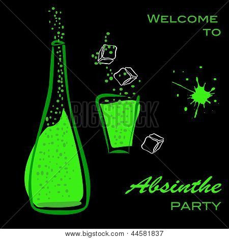 Welcome To Absinthe Party