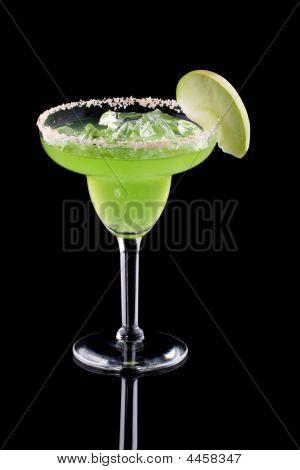 Apple Margarita  - Most Popular Cocktails Series