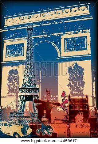Paris Cultural Symbol