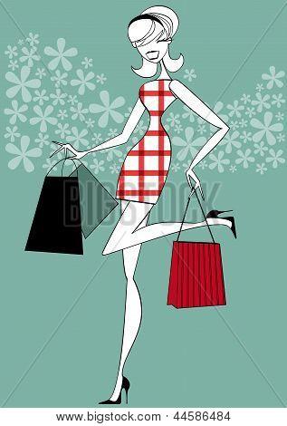Retro Shopper