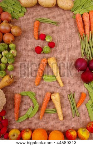 Five A Day Fruit and Vegetables