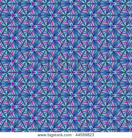 Seamless abstract seamlees waves pattern