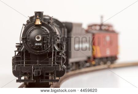 Toy Steam Train