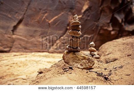 Trail Cairn