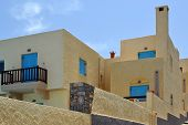 stock photo of sissi  - Desolate apartment in Sissi on Crete - JPG