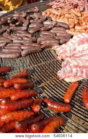 Spanish Barbecue